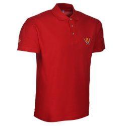 Gurkha Tactical piké póló - piros