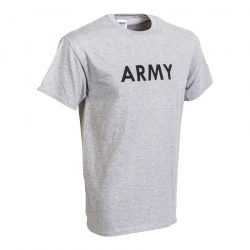 M-Tramp Army póló - szürke