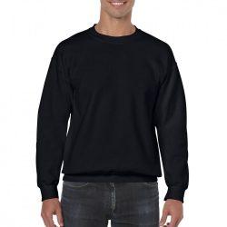 Gildan pulóver - čierna