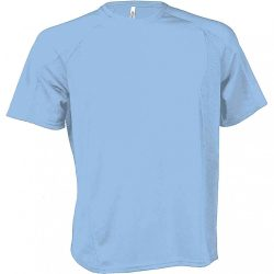 Proact sport póló - világoskék XS