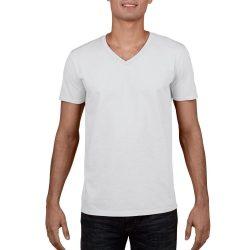Gildan Softstyle póló (II. oszt.) - fehér