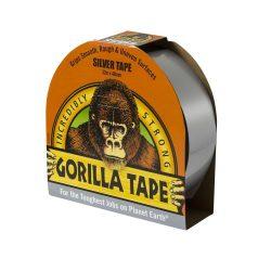 Gorilla páska samolepiaca - sivá