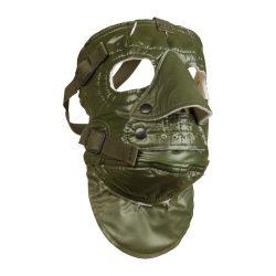 Amerikai téli arcvédő maszk (új) - zöld