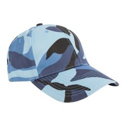 M-Tramp Baseball Cap - blue-camo