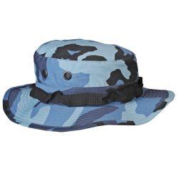 M-Tramp boonie kalap - kék-terep