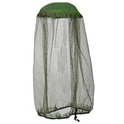 M-Tramp szúnyoghálós fejvédő - olívzöld
