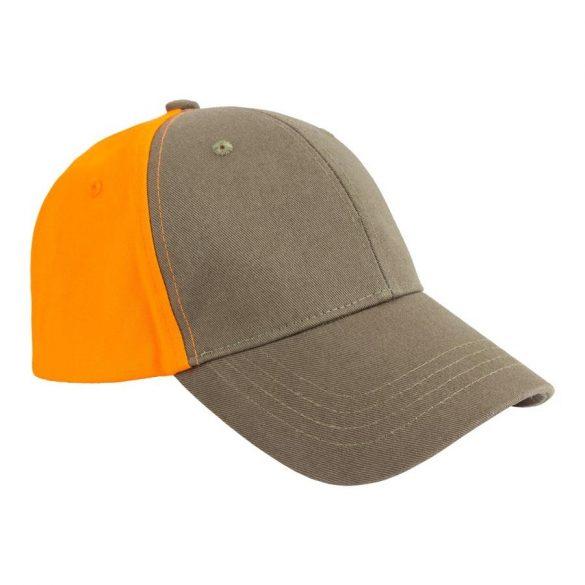 M-Tramp Herne baseball sapka - narancs/zöld
