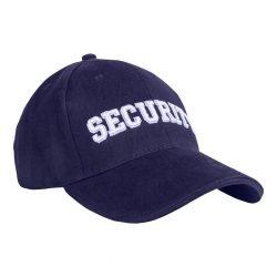 M-Tramp 3D Security baseball sapka - kék