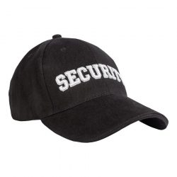 M-Tramp 3D Security baseball sapka - fekete