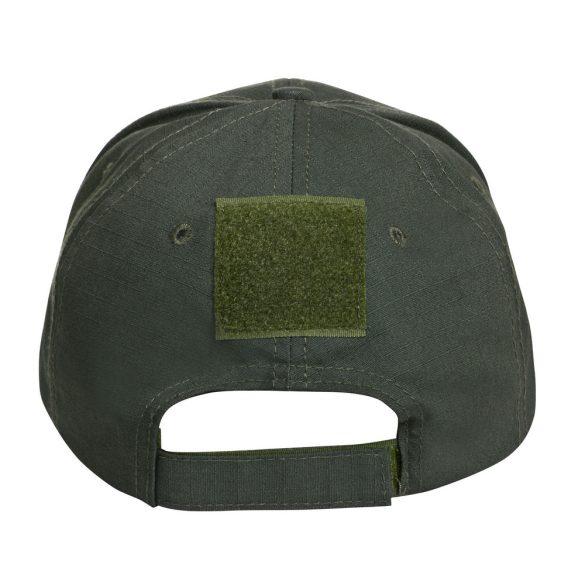 Gurkha Tactical ripstop Basic baseball sapka - zöld