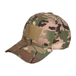 Gurkha Tactical ripstop Basic čiapka baseball - multicam