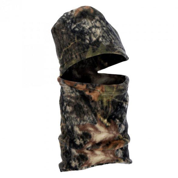 M-Tramp fleece sapka és sál szett - hardwood