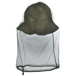 Petaja szúnyoghálós kalap, moszkító fejvédő - zöld
