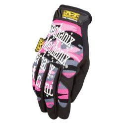 Mechanix Original női kesztyű - pink-terep