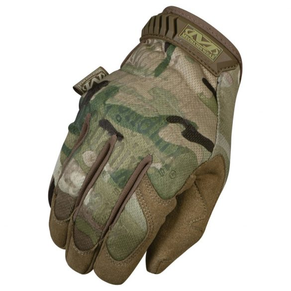 Mechanix Original kesztyű - multicam S (7)