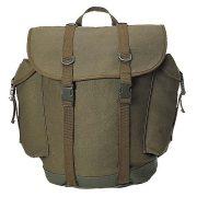 Mil-Tec BW hegyivadász hátizsák - zöld 25L