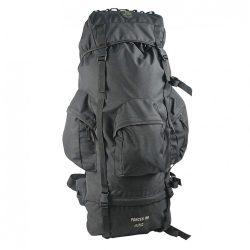 M-Tramp hátizsák - fekete 80L