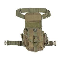 M-Tramp B04 csípőtáska - zöld