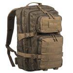 Mil-Tec B06 taktikai hátizsák - zöld/coyote 36L