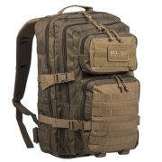 Mil-Tec B06 taktikai hátizsák - zöld/coyote