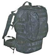 Gurkha Tactical B07 taktikai hátizsák - fekete-mandra
