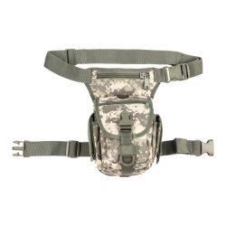 M-Tramp B29 csípőtáska - szürke-digit