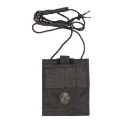 M-Tramp B31 pénztárca és igazolványtok - fekete