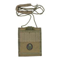 M-Tramp B31 pénztárca és igazolványtok - zöld