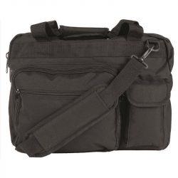 Mil-Tec laptop táska - fekete
