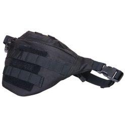 Gurkha Tactical molle övtáska - fekete