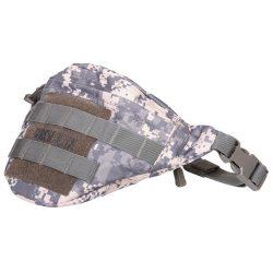 Gurkha Tactical molle övtáska - szürke-digit