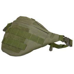 Gurkha Tactical molle övtáska - zöld