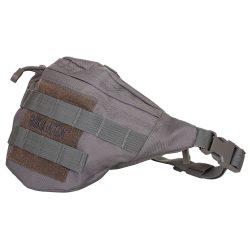 Gurkha Tactical molle övtáska - szürke