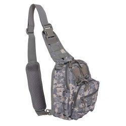 Gurkha Tactical LC-B55 táska - szürke-digit