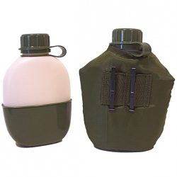 Norwegian M75 Canteen With Cup & Cover (new)
