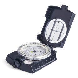 M-Tramp Army kompas precíz kovový - čierna