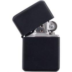 Mil-Tec benzínový zapaľovač - čierna