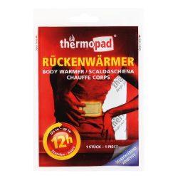 Thermopad testmelegtő
