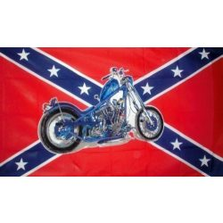 Déli államok / motor zászló
