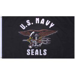 US Navy Seals zászló