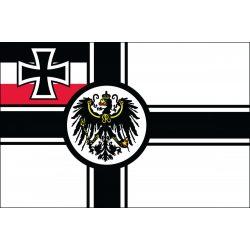 Német Birodalmi haditengerészeti zászló