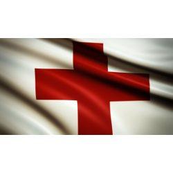 Vöröskereszt zászló