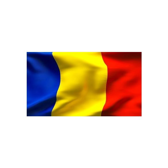 Románia zászló