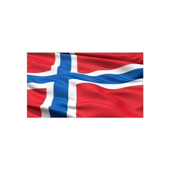 Norvégia zászló