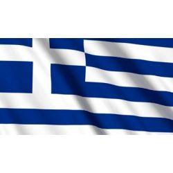 Vlajka velká Grécko