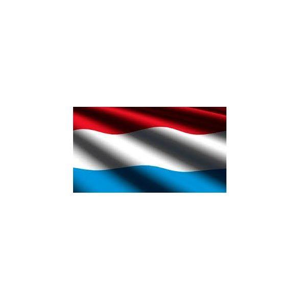 Luxemburg zászló