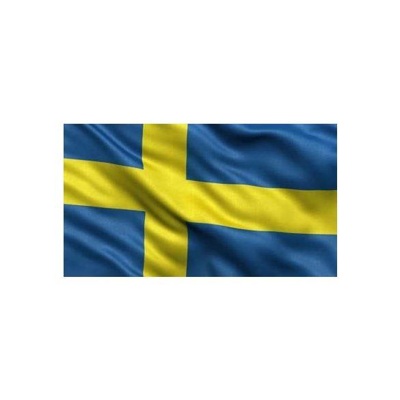 Svédország zászló