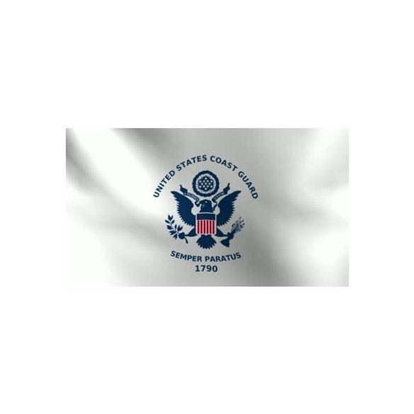 US Coast Guard zászló