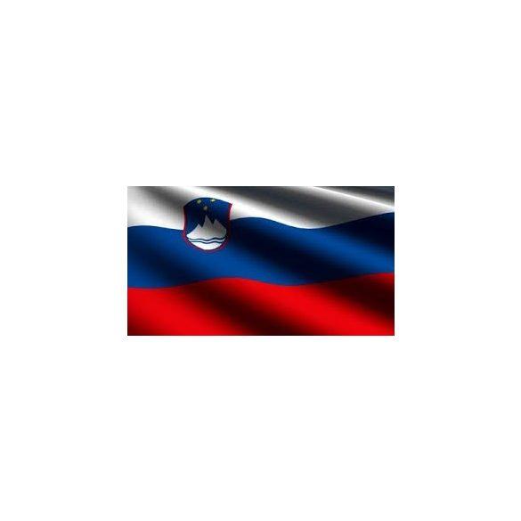 Szlovénia zászló