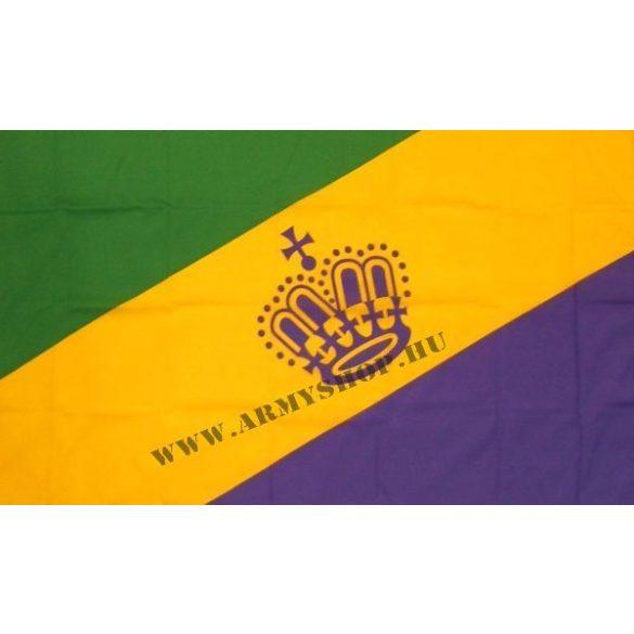 Mardi Gras zászló